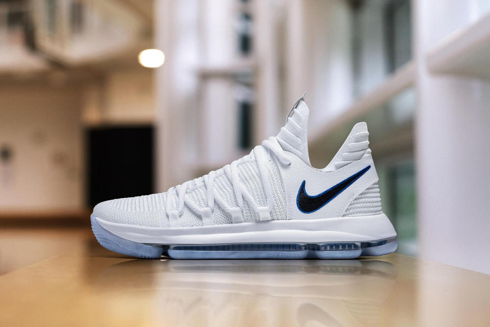 Nike KD 10 Numbers Kevin Durant NBA Golden State Warriors Sneakers Release Date Info October 1