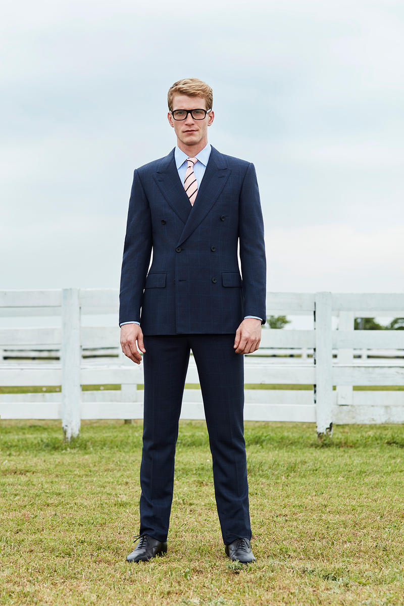 Kingsman 2 The Golden Circle MR PORTER Capsule Collection Collaboration Lookbook