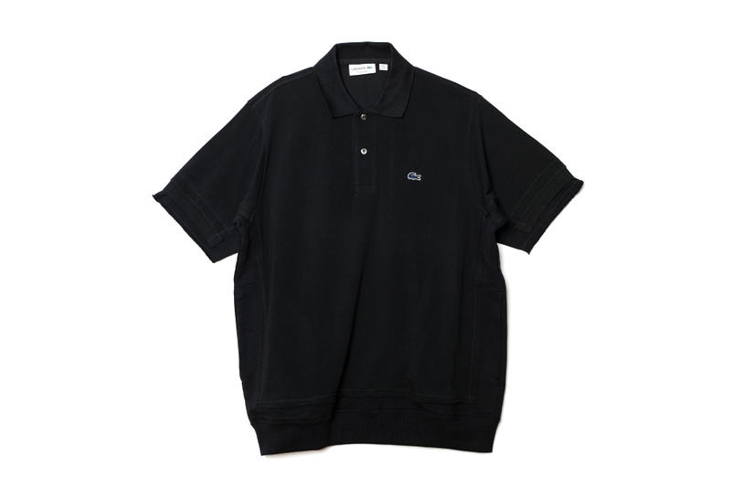 Lacoste Sacai New 2017 Collaboration Polo Sweaters jumpers drews blouses tops tennis