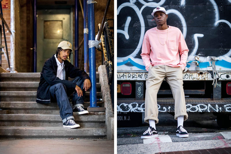Lafayette Fall Winter 2017 Lookbook Streetwear