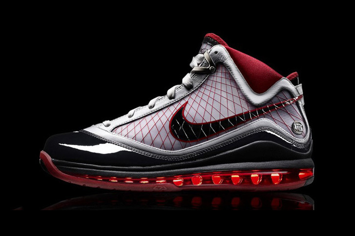 LeBron James Lists His Top Sneakers
