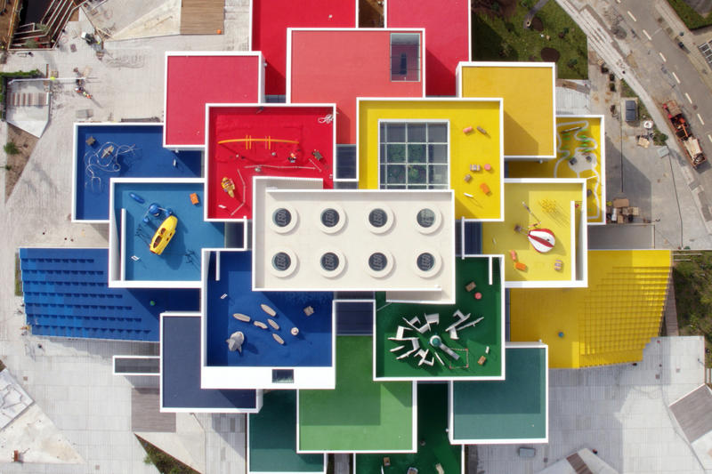 Bjarke Ingels Group LEGO House Denmark Billund Design Architecture