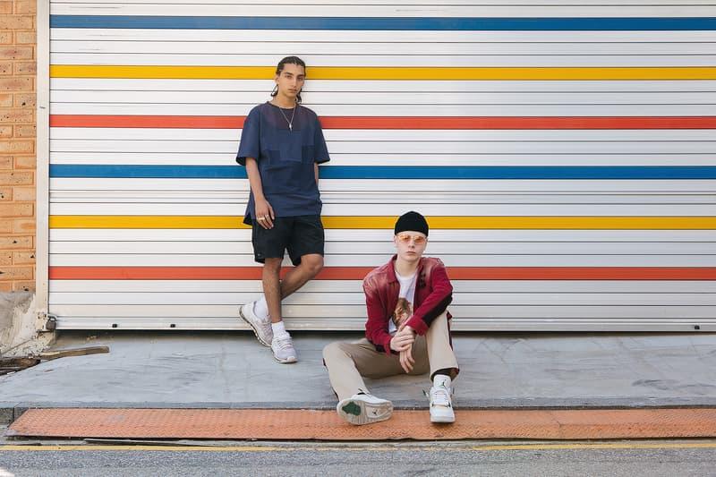 Streetsnaps Leo Mandella, Daniel Pacitti, Devin Kang 2017
