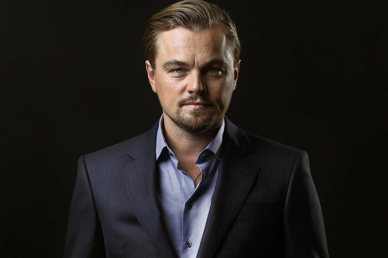 Leonardo DiCaprio Teddy Roosevelt Martin Scorsese Biopic Movie Film