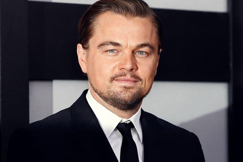 Leonardo DiCaprio Stan Lee Biopic