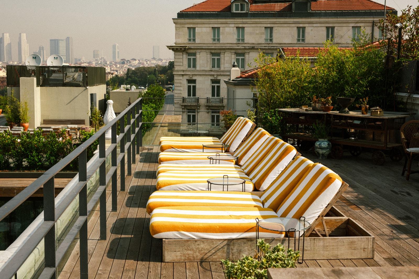 Les Benjamins Istanbul City Guide