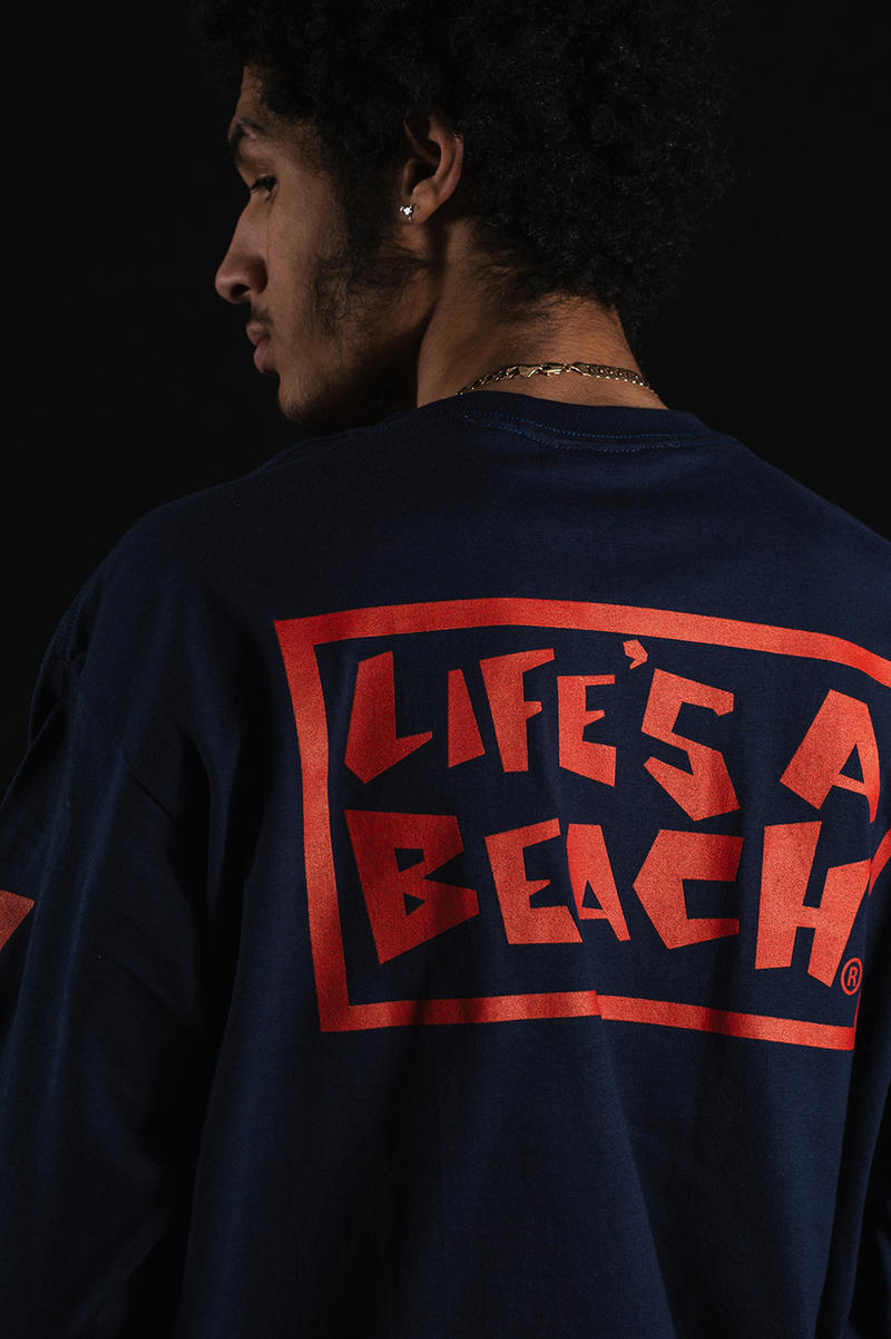 Life's A Beach 2017 Autumn/Winter Lookook Collection Greg Finch Palace Skateboards London