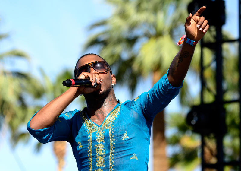 Lil B Offering Verses Florida Rappers Hurricane Irma