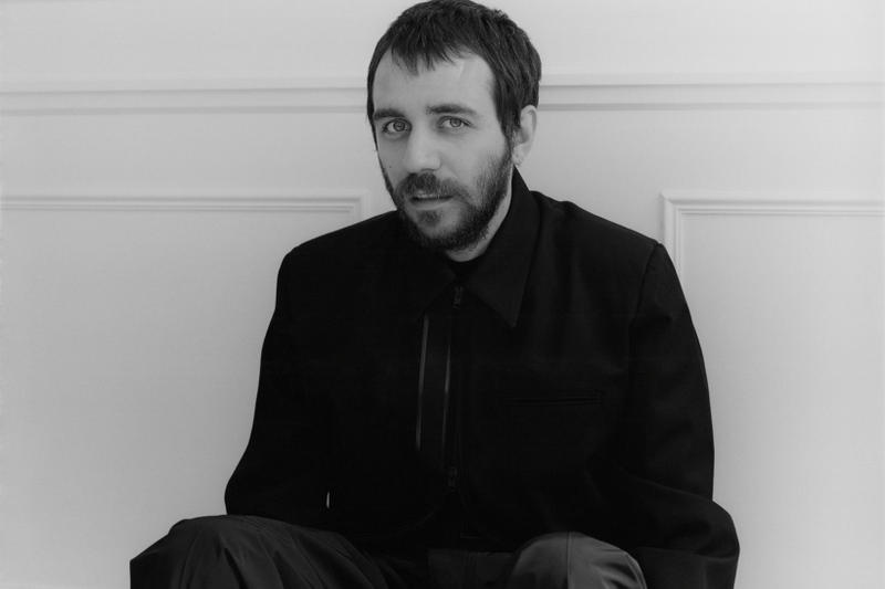 "05c7c19dcab4 Kiko Kostadinov Talks Artistic Influences and Reinventing the Mackintosh  Name. """