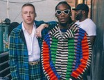 "Watch Macklemore & Offset Perform ""Willy Wonka"" Live on 'Jimmy Kimmel'"