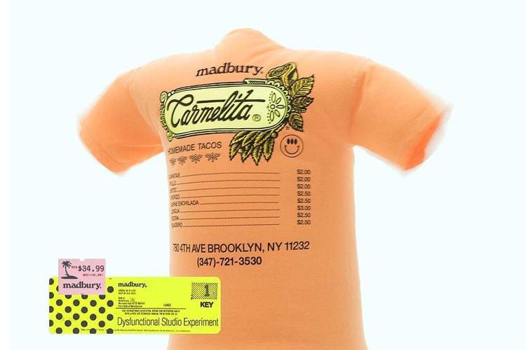 6b2985ce9cdd Madbury Club Teases New T-Shirt Designed for Brooklyn-Based Deli
