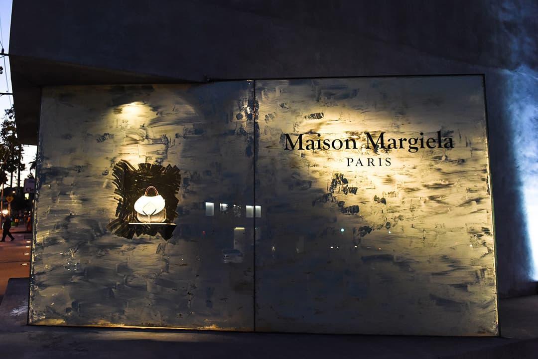 Maison Margiela X Maxfield La Pop Up T Shirt Hypebeast