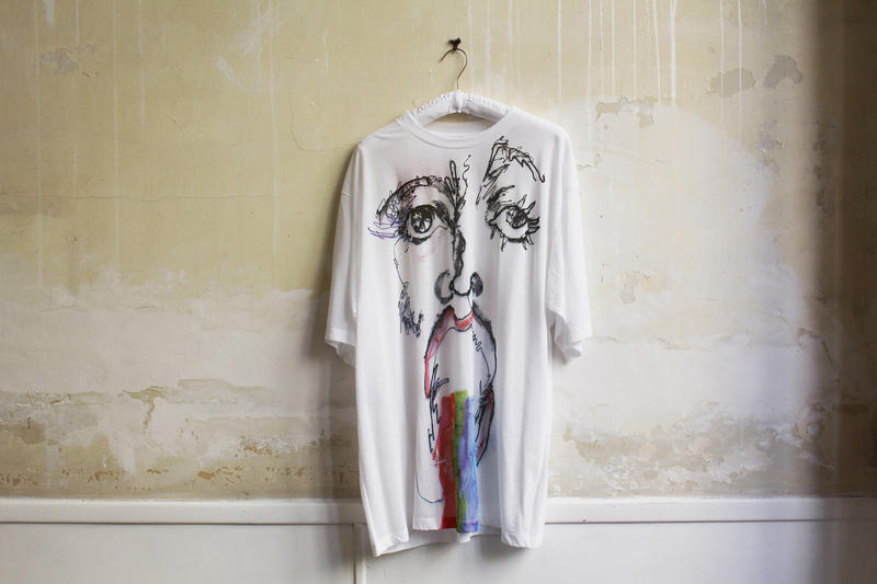 Maison Margiela Maxfield LA Artisinal Pop-Up T-Shirt Limited Edition Exclusive