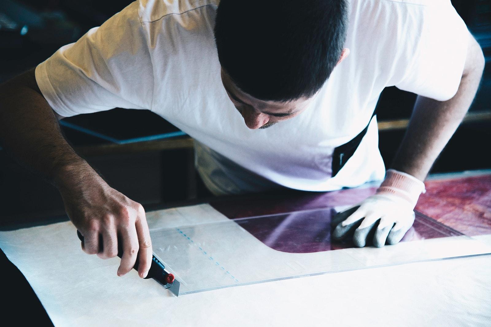 Markus Freitag Interview Breaking Japan CAKE BAG Urban Research Zurich Switzerland F-ABRIC
