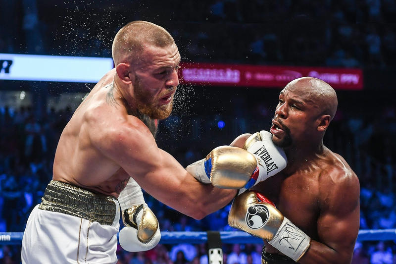 Mayweather McGregor 6.5 Million PPV Buys Record Dana White Sports Illustrated Snoop Dogg SnoopCast Mike Dyce