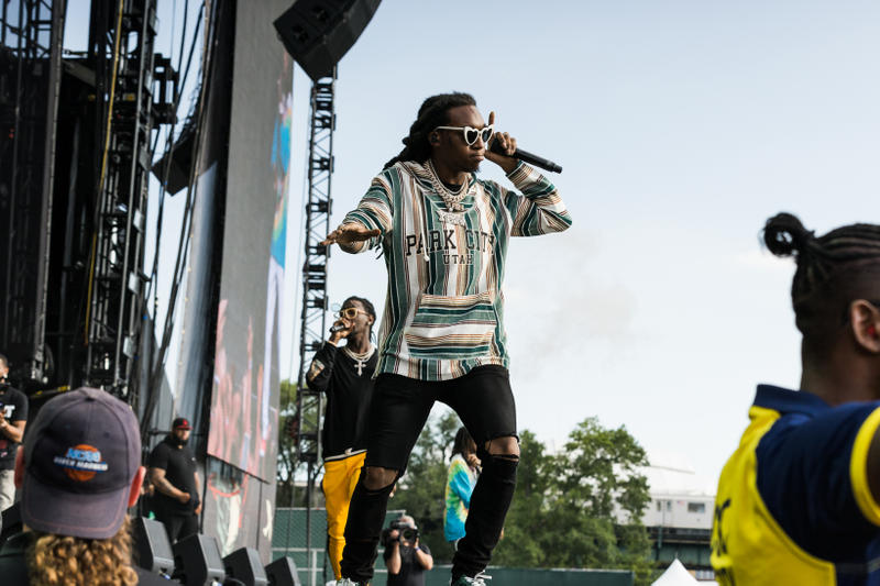 Meadows Festival Day One Recap 21 Savage Migos JAY-Z