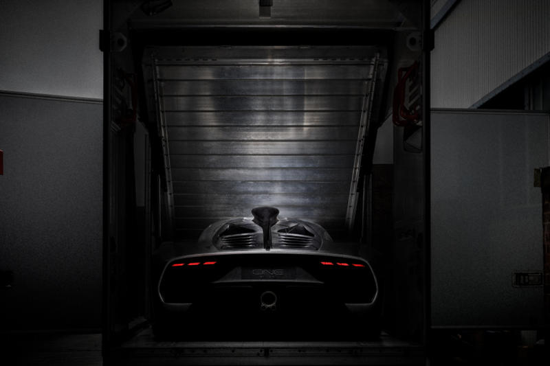 Mercedes Teases New Project One Hypercar Images