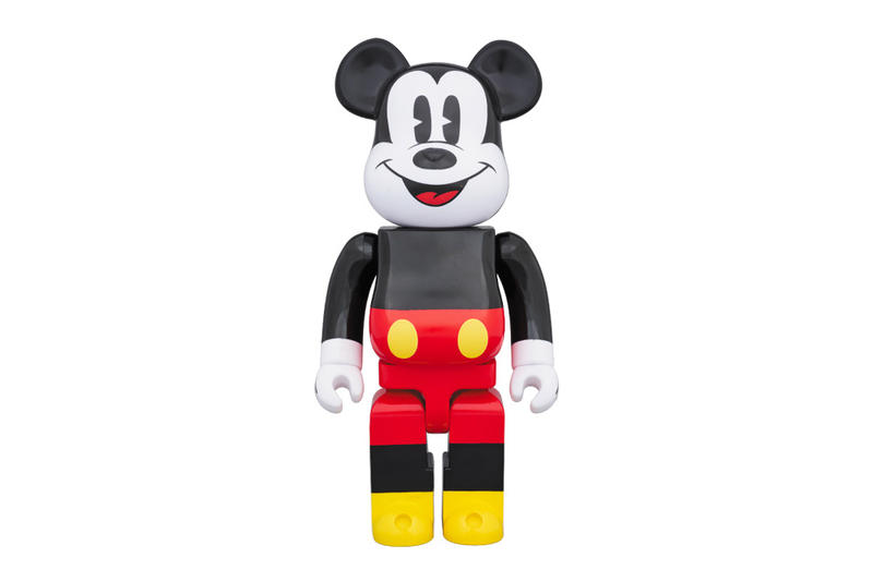 Mickey Mouse BEARBRICK Medicom Toy