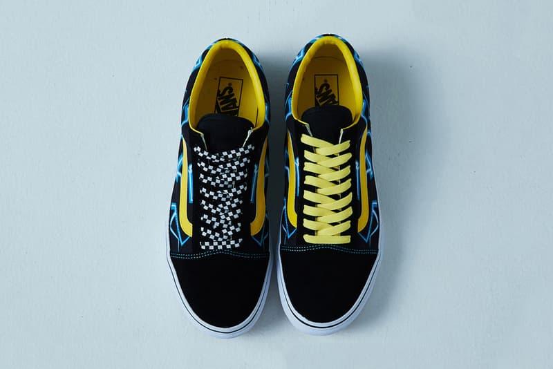 mindseeker Vans Old Skool Collaboration 2017 October 2 Release Date Info Sneakers Shoes Footwear