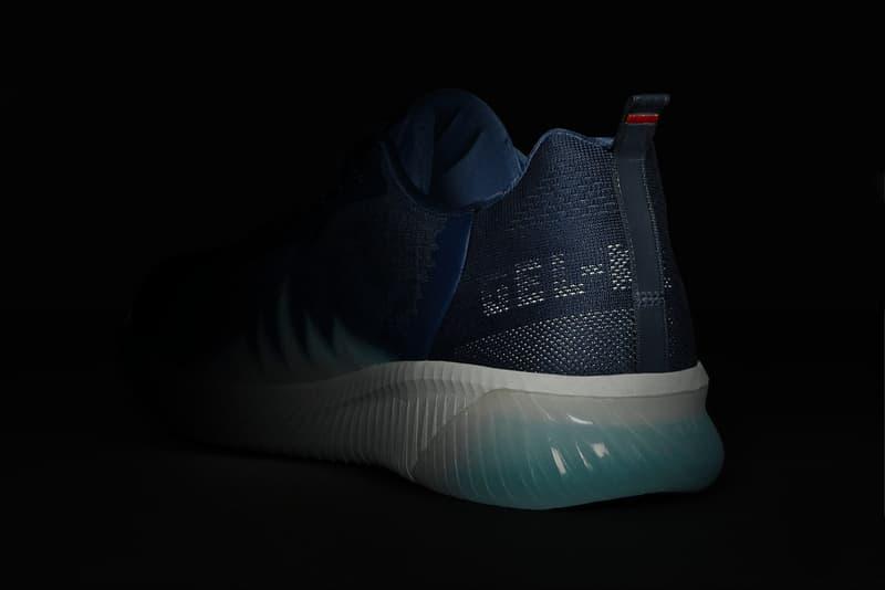 mita sneakers ASICS GEL Kenun Shinkai Collaboration giant teeth shark ocean deep sea underwater shoes