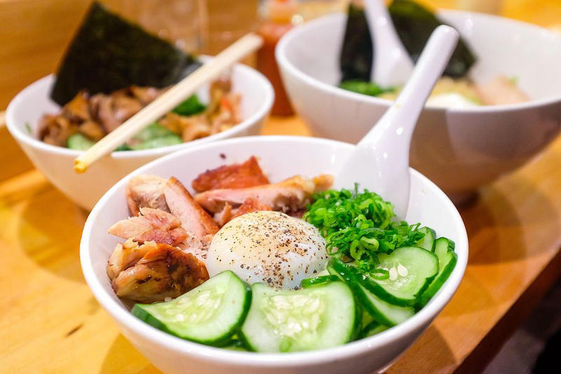 Momofuku Second Noodle Bar Location New York City NYC 2018 Shops at Columbus Circle Time Warner Center 2017 2018