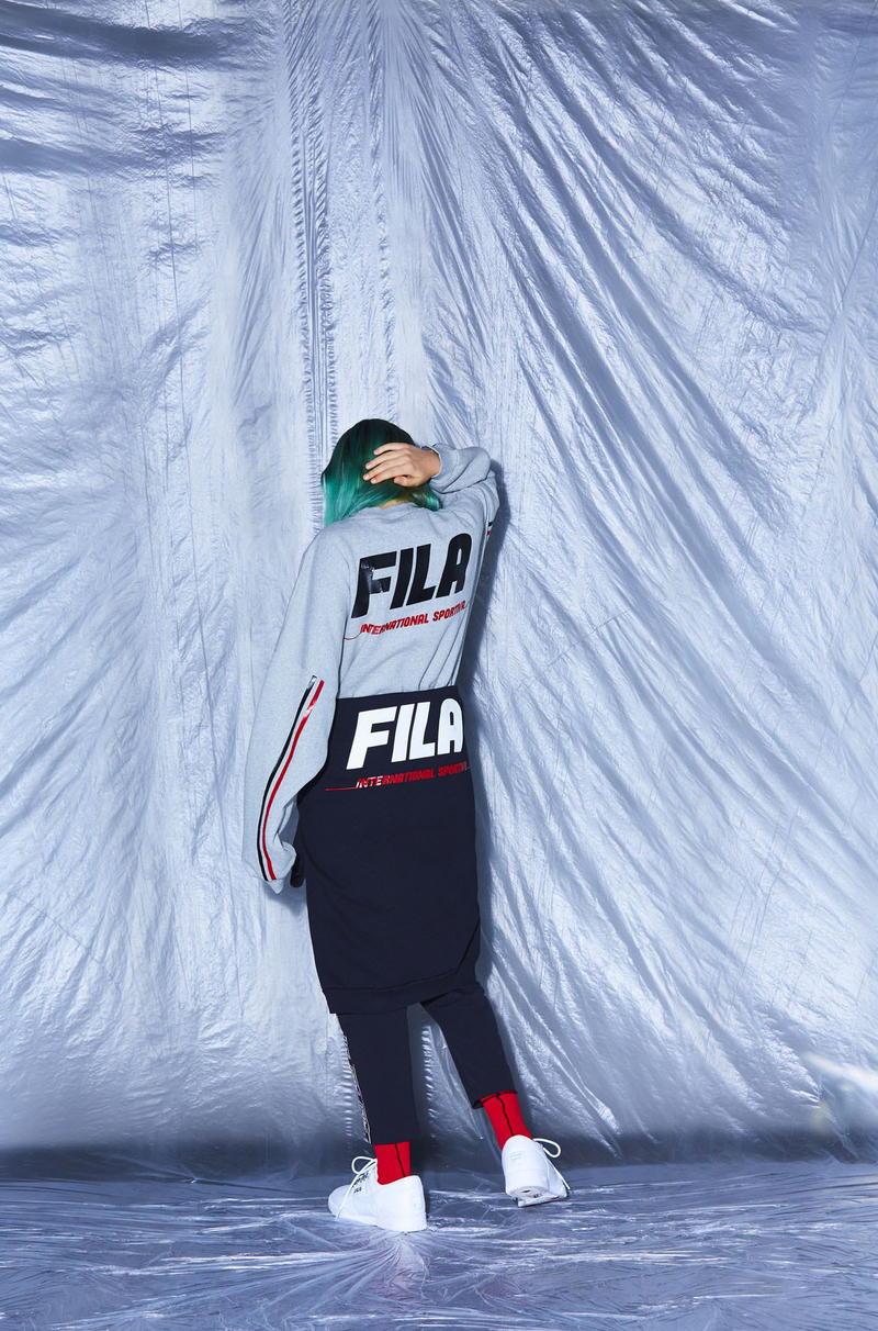 Monkey Time 2017 Fall/Winter Collection Lookbook Fila Champion Alpha Industries Karrimor