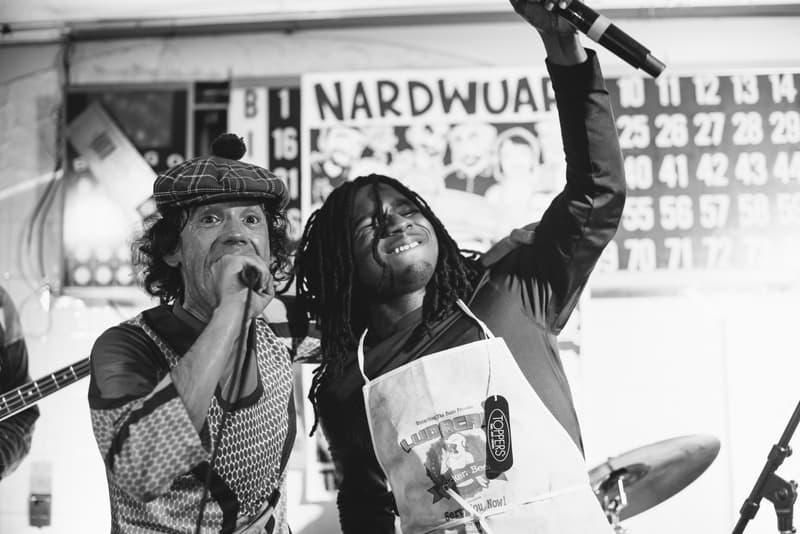 Lil B Nardwuar 30th Anniversary Party