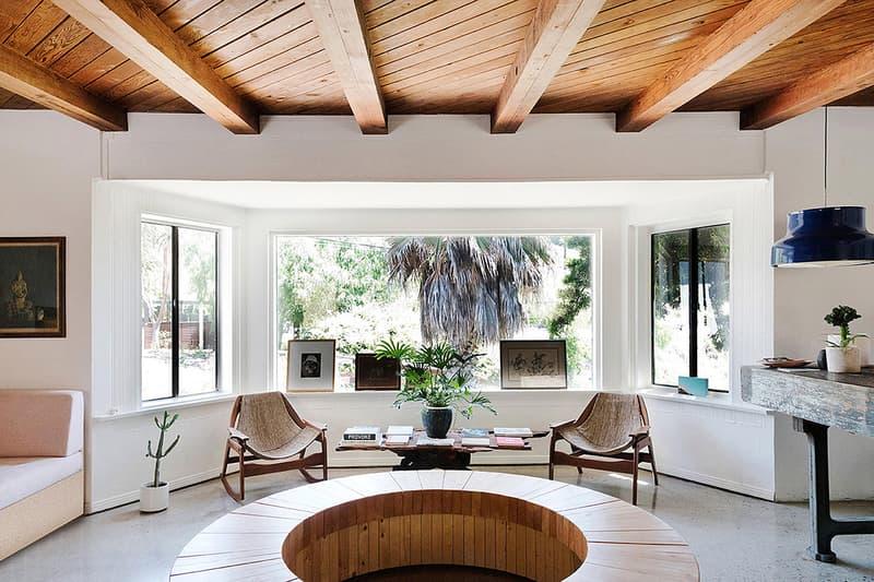 Native Hotel Riverside Hilside Space Malibu Interiors Design