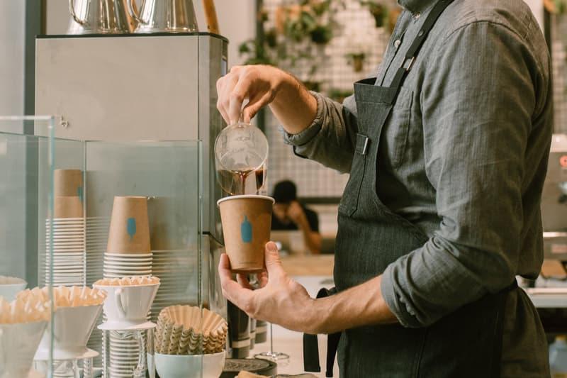 Nestle Majority Stake Blue Bottle Coffee Artisanal Coffee Cold Brew