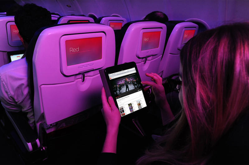 Netflix Streaming Tech Offer Airlines In Flight Entertainment