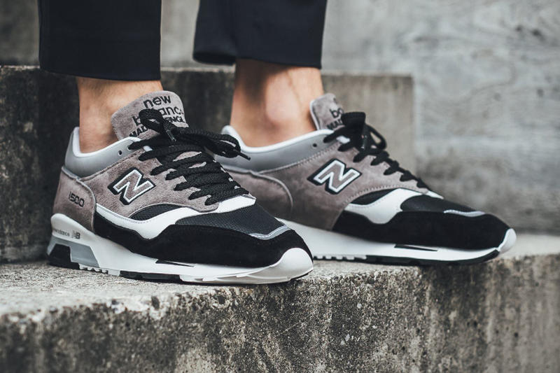New Balance 1500 Made In England Grey gray Black White sneakers shoes kicks  titolo shop release 0fc4198cf