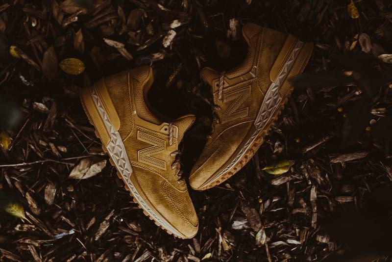 New Balance 574 Sport Wheat 2017 September Fall Release Date Info Sneakers Shoes Footwear