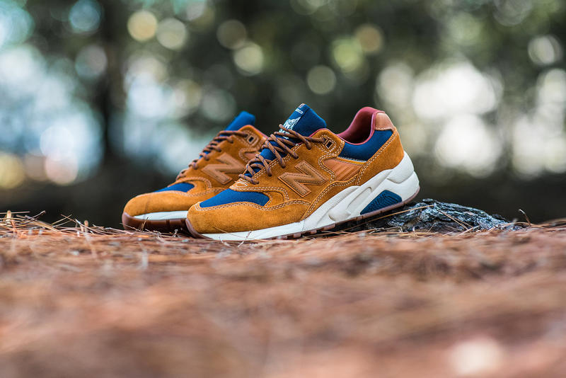 cheap for discount 9ded5 93882 New Balance 580 Gets an Outdoor-Inspired Rework for Fall ...