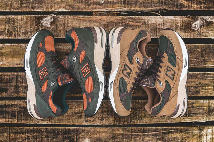 new concept fd1e1 15d89 The New Balance 991 Gets Two Dad-Approved Colorways for Fall