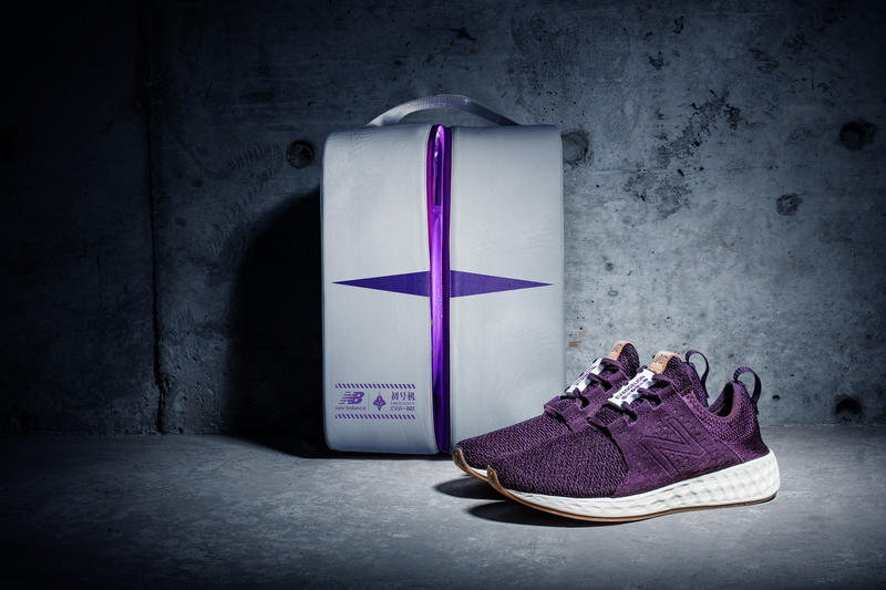 Evangelion New Balance Fresh Foam Cruz Anime Shoes Sneakers