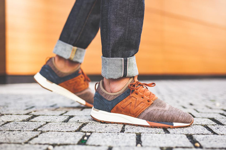 737c520e752b4 New Balance Releases a Trio of Knit MRL 247 Colorways