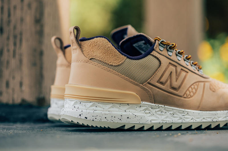 New Balance Trailbuster Dune Sneakers Shoes Footwear Feature