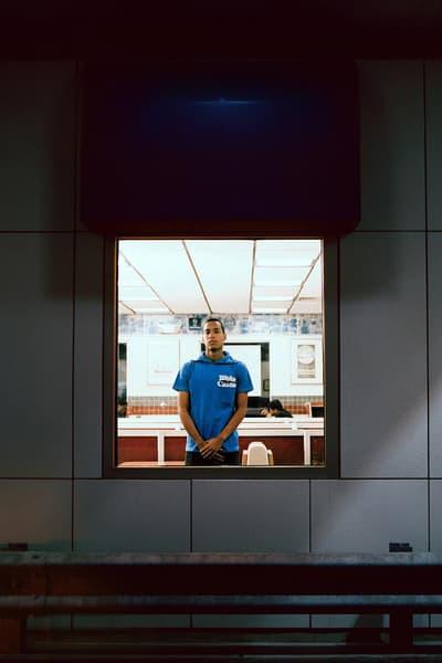 Telfar Clemens White Castle Uniforms Fast Food