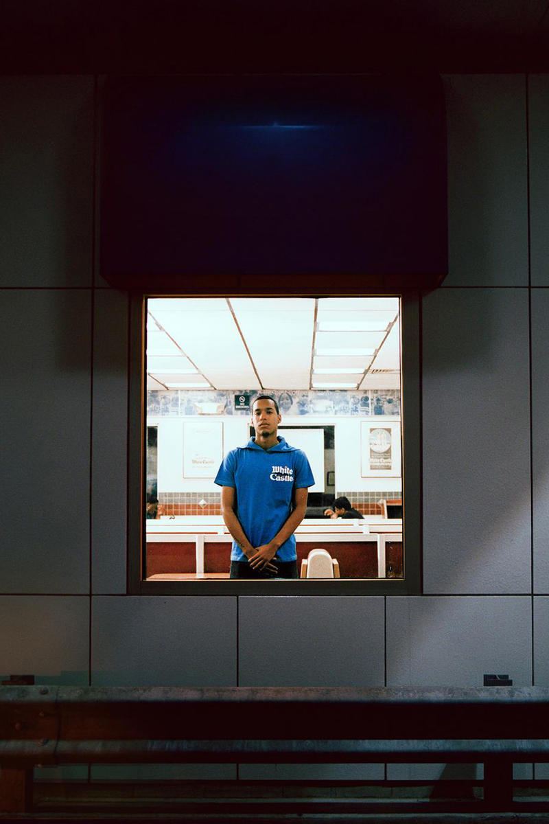 Telfar Clemens White Castle Uniforms Fast Food