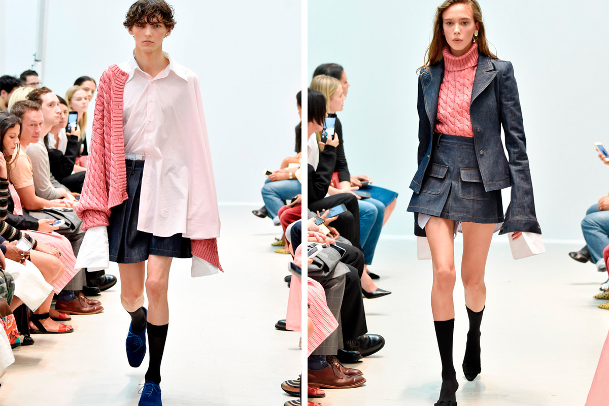 New York Fashion Week Spring Summer 2018 Emerging Labels