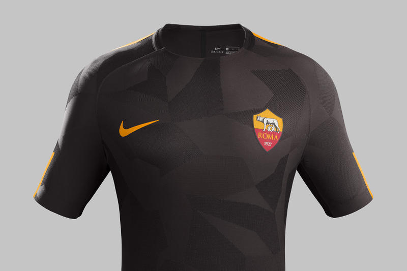 Nike 2017 18 Third Kit Barcelona Chelsea Manchester City Tottenham Hotspur Inter Milan AS Roma
