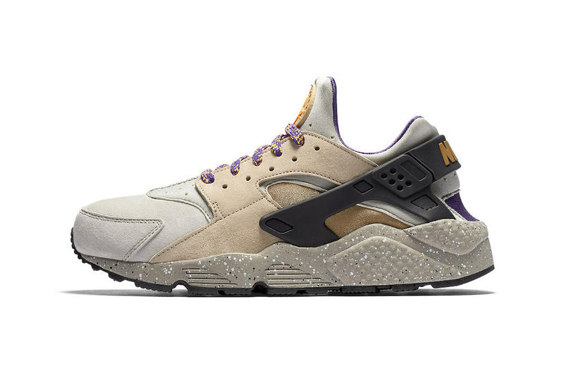 7c4c5fa993d9 Nike Unveils a Pair of ACG Mowabb-Inspired Air Huarache Models. Eclectic  colorways for fall.