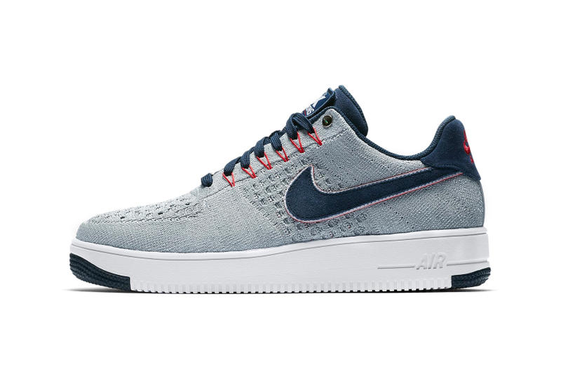 44d4d2baf781 Nike Air Force 1 Low Ultra Flyknit New England Patriots Robert Kraft RKK  Tom Brady Super