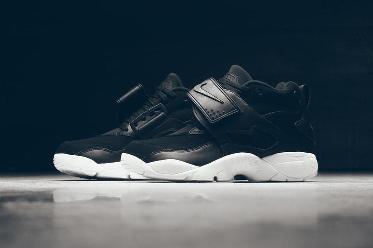 4d9b83f955 Nike Air Diamond Turf Goes Premium in Black & White