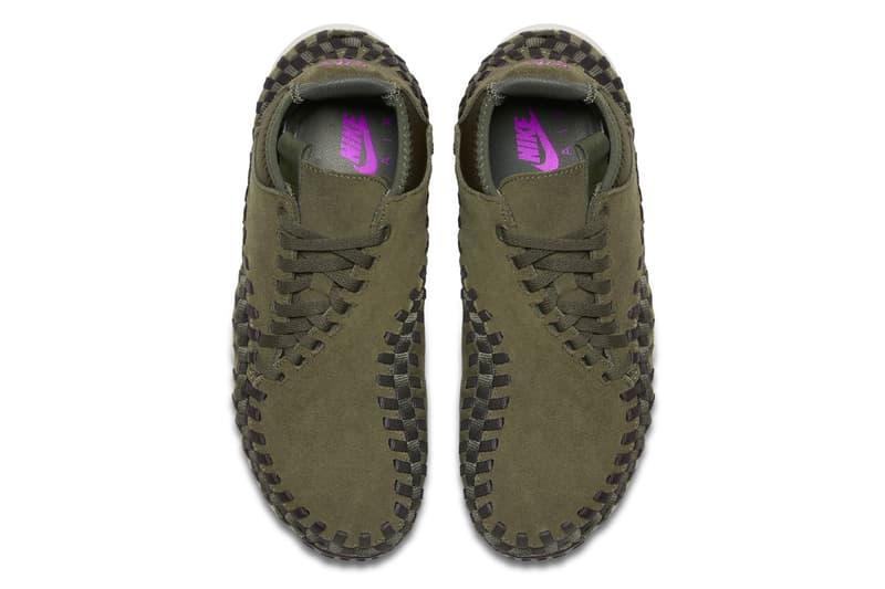 Nike Air Footscape Woven Chukka NM Cargo Khaki