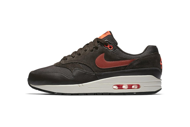pretty nice 10dcb 3c3fb Nike Air Max 1 Dark Brown and Orange | HYPEBEAST