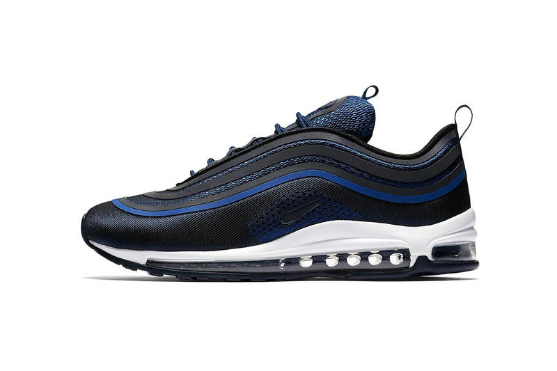 Nike Air Max 97 Ultra Obsidian 2017 Fall Release Date Info Sneakers Shoes Footwear