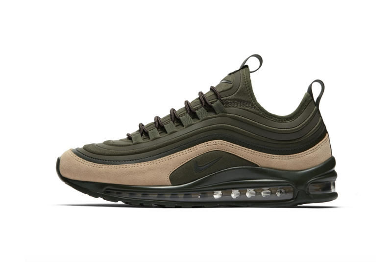 Nike Air Max 97 Ultra Sequoia 2017 September Fall Release Date Info Sneakers Shoes Footwear