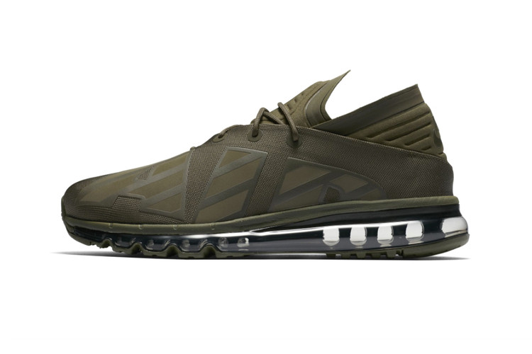best sneakers 8c552 c5e42 Nike Reveals the Air Max Flair SE in a Fall-Ready Olive Colorway
