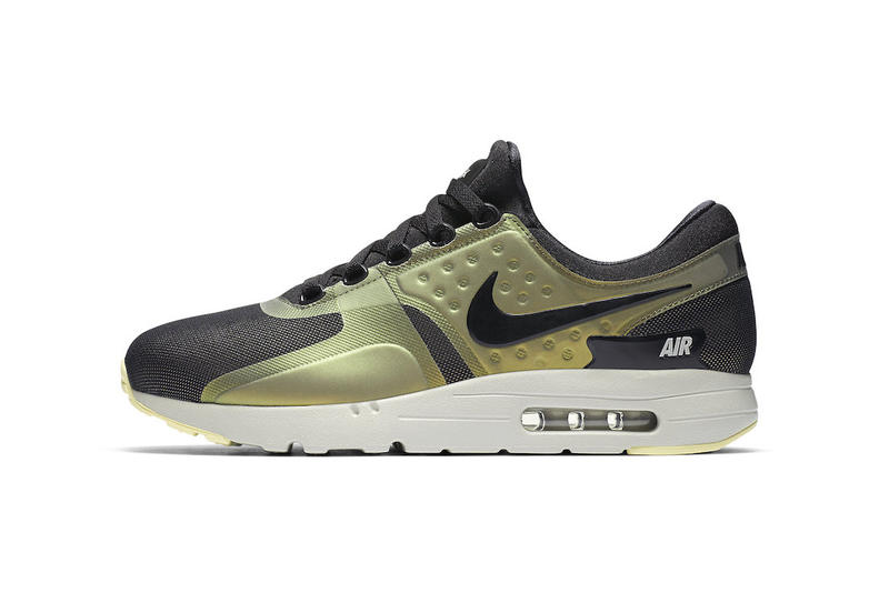 grande vente 43744 cbd9b Nike Air Max Zero in Iridescent Light Bone | HYPEBEAST